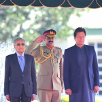 Pakistan Accords Official Welcome to PM