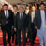 PM Arrives in Islamabad for Three-Day Visit to Pakistan