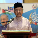 Keynote Address at the 9th Annual Grand IFTAR with the Palestinian Community in  Malaysia