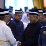 Sultan Ahmad Shah Laid to Rest in Pekan