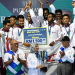 "Pertandingan ""The Putrajaya Boat Race 2019"""