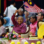 Malaysians Have the Responsibility to Uphold Unity – Dr Mahathir