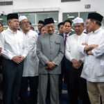 PM Pays Last Respect to the late DPM's Father