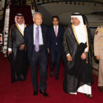 PM Arrives in Doha for Four-Day Official Visit to Qatar