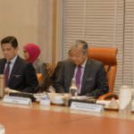 Tun Dr Mahathir Chairs First National Productivity Council Meeting