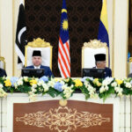 King attends 256th meeting of Conference Of Rulers