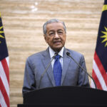 Dr Mahathir's special message on the country's political situation