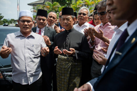 PM Muhyiddin Expresses Gratitude to Allah