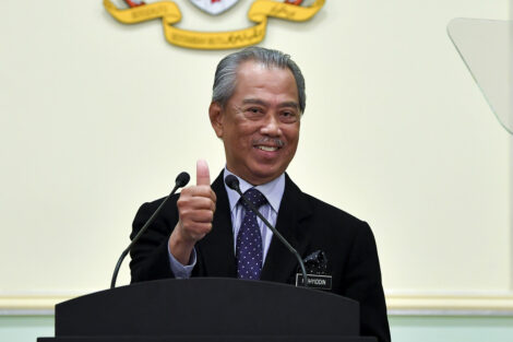 PM Muhyiddin announces Cabinet without Deputy Prime Minister
