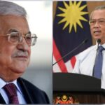 Malaysian PM, Palestine President discusses ties, COVID-19 over phone call