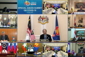 Speech at The Special ASEAN Summit on COVID-19