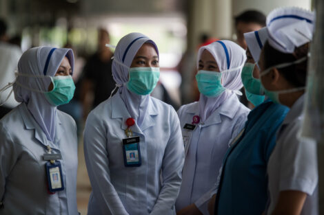 Nurses are national heroes and heroines - PM Muhyiddin