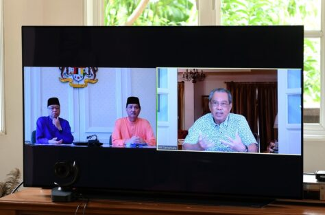 PM Muhyiddin wants community leaders to play greater role in battle against COVID-19