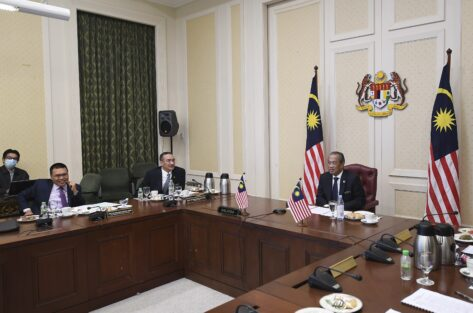PM Muhyiddin wants NAM to help smaller nations in war against COVID-19