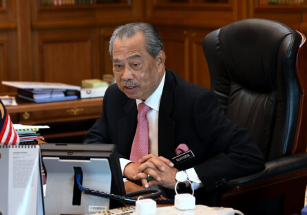 Singapore asked to consider allowing Malaysian workers to commute daily - PM Muhyiddin