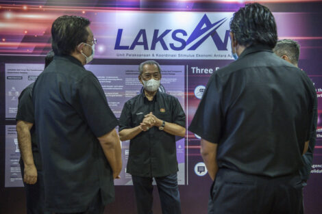 Prime Minister launches digital dashboard developed by LAKSANA