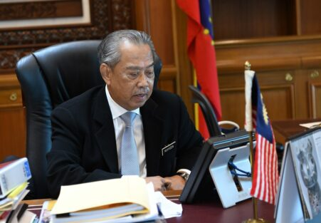 COVID-19 among topics discussed by PM Muhyiddin and Vietnam PM