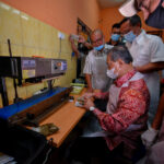 PM Muhyiddin visits De Muara Enterprise