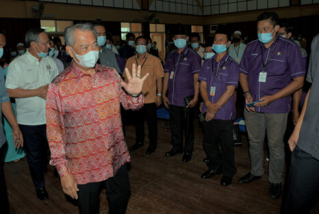 Continue complying with COVID-19 SOP until vaccine is found - PM Muhyiddin