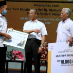 The government will continue supporting efforts to revive Felda - PM Muhyiddin