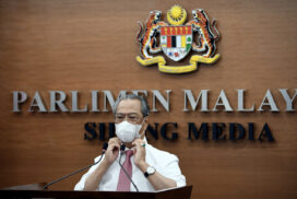Government mulls compulsory use of face masks in public areas - PM