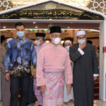 PM Muhyiddin performs Aidiladha prayers in the new normal