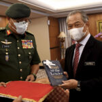 Muhyiddin receives courtesy call from Army Chief