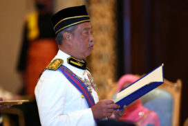 Government vows to bring the country back to normal - PM Muhyiddin