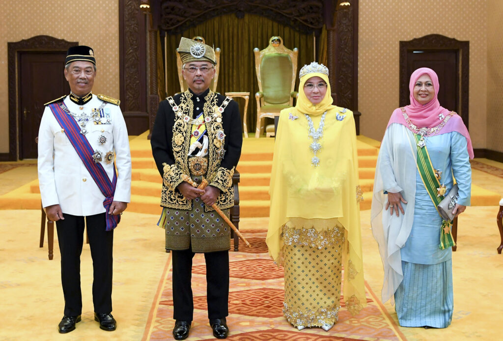 Government vows to bring the country back to normal - PM Muhyiddin - Prime  Minister's Office of Malaysia