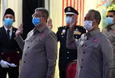 Meaningful 2020 National Day celebration, although held under new normal