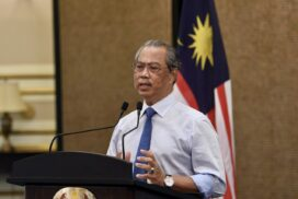 Goverment in no hurry to open country's borders - PM Muhyiddin
