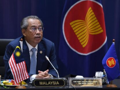 Malaysia call for world leaders to tackle terrorism amid COVID-19 pandemic