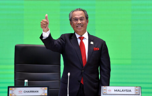 PM Muhyiddin: APEC to ensure smooth cross-border movement of essential goods