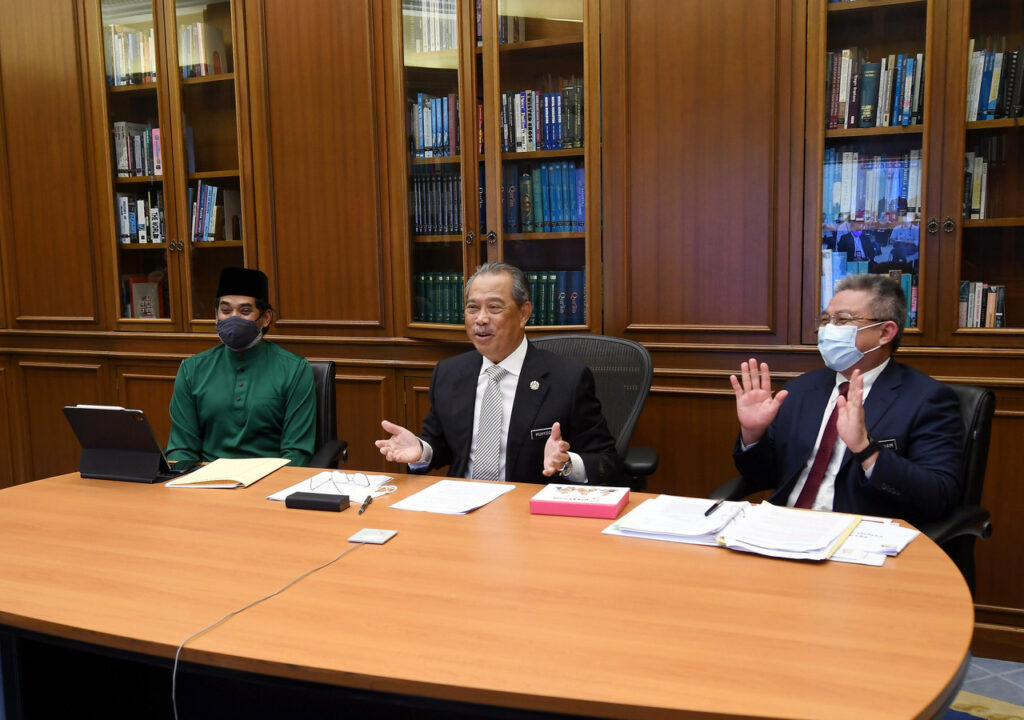 Covid 19 Vaccine To Be Given Free To Malaysians Pm Muhyiddin Prime Minister S Office Of Malaysia