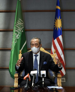 PM Muhyiddin concludes official visit to Saudi Arabia on high note