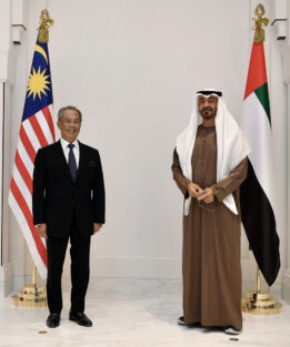 'The sky is the limit' for KL-Abu Dhabi ties - PM Muhyiddin