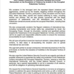 Joint Leaders Statement of Indonesia, Malaysia and Brunei Darussalam on the Escalation of Violence by Israelis in the Occupied Palestinian Territory