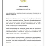 Media Statement : Malaysia Strongly Condemns Israel Airstrikes On The Gaza Strip